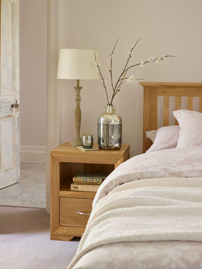 How To Style The Bevel Range By Jen Stanbrook Oak Bedroom Furniture Oak Bedroom Rustic Living Room Furniture