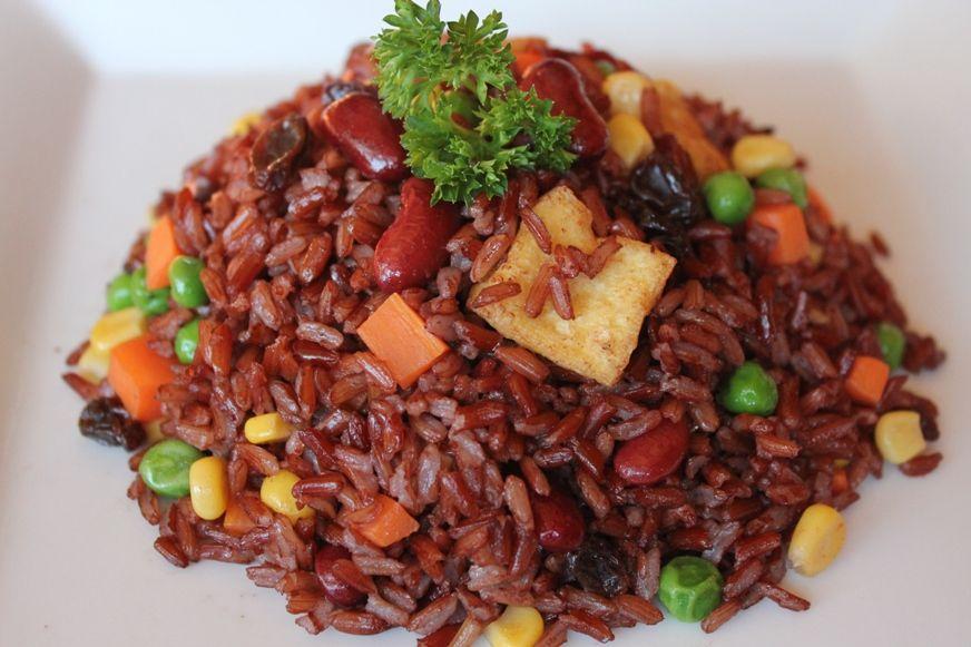 Agaligo healthy fried rice agaligo thai cuisine in