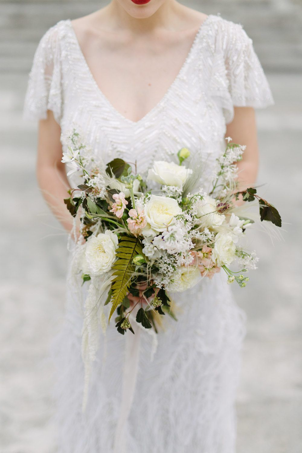 Art Deco Wedding Inspiration in a Renowned Italian Cafe Wedding