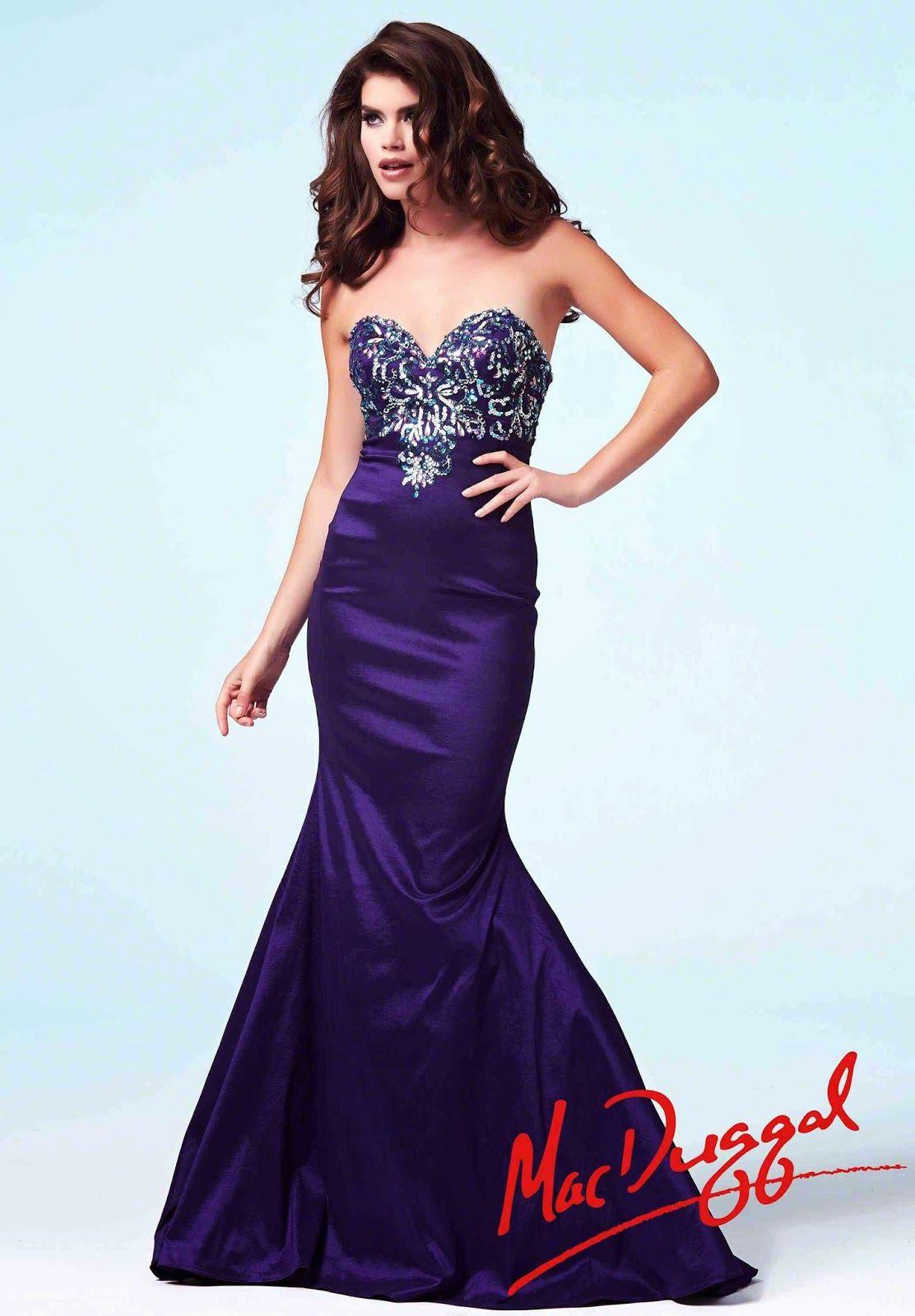 Ideas de vestidos para fiestas | Elegantes vestidos largos de fiesta ...