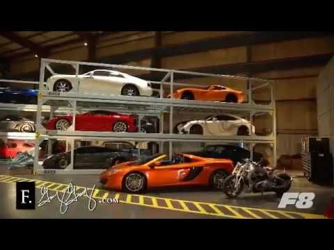 Fast And Furious 8 Behind The Scenes The Most Super Cars Around