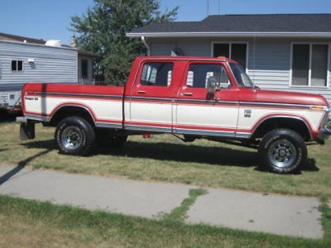 76 Ford F250 Highboy For Sale Autos Weblog Classic Ford Trucks