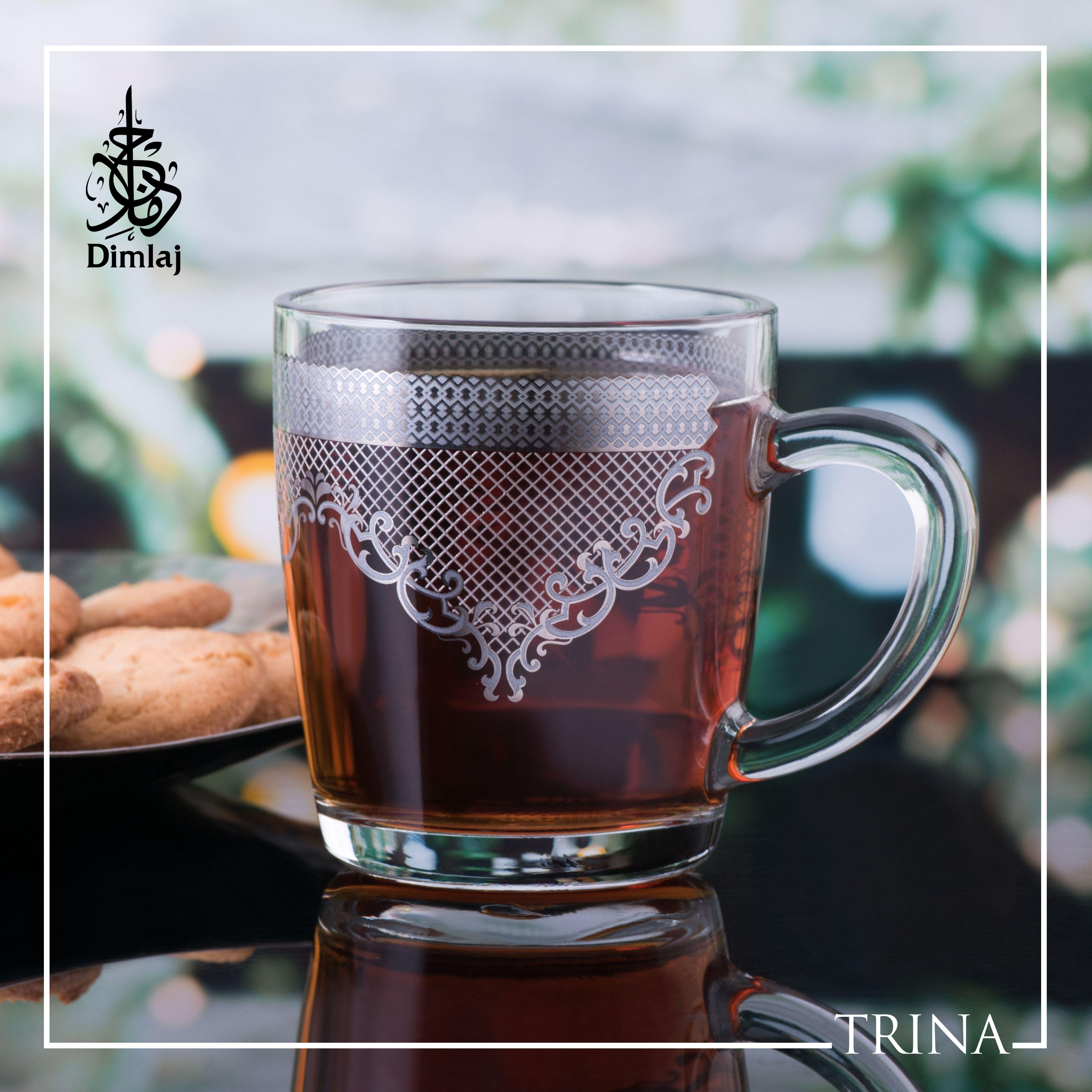 Timeless mug for a lovely moment. Mugs set, Arabic