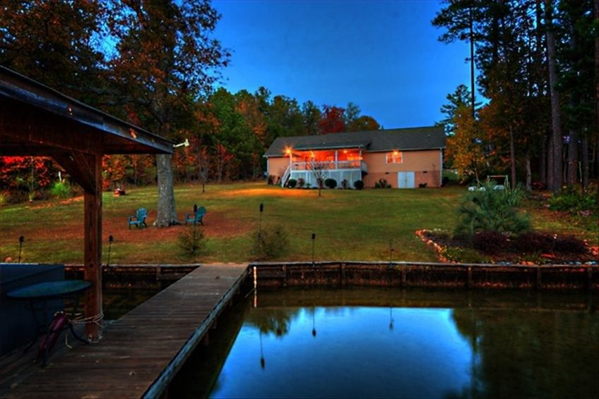 House vacation rental in lake sinclair from