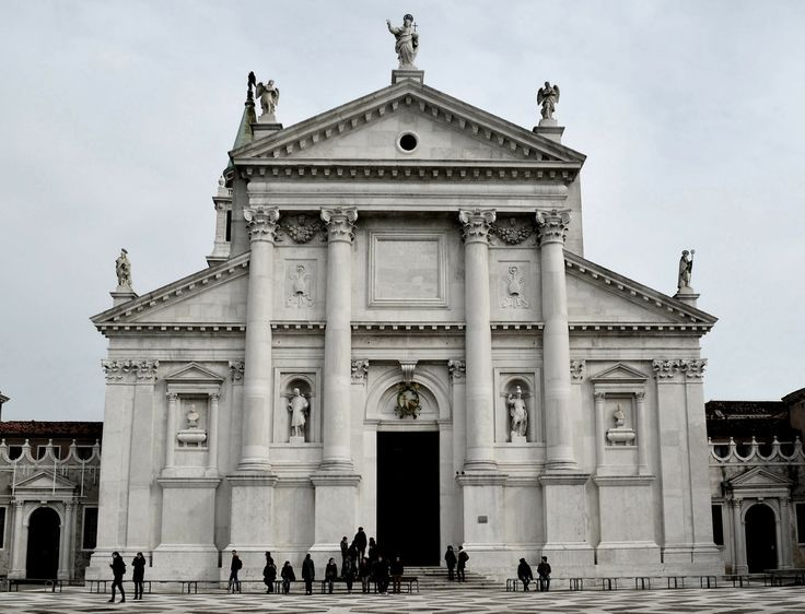 High Renaissance Architecture North Italy Facade San Giorgio Italian Gothic Buildings List Famous