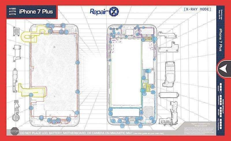 Apple iphone 7 plus repair schematic apple iphone 6s
