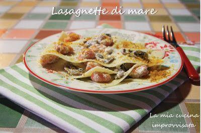 Lasagnette di mare
