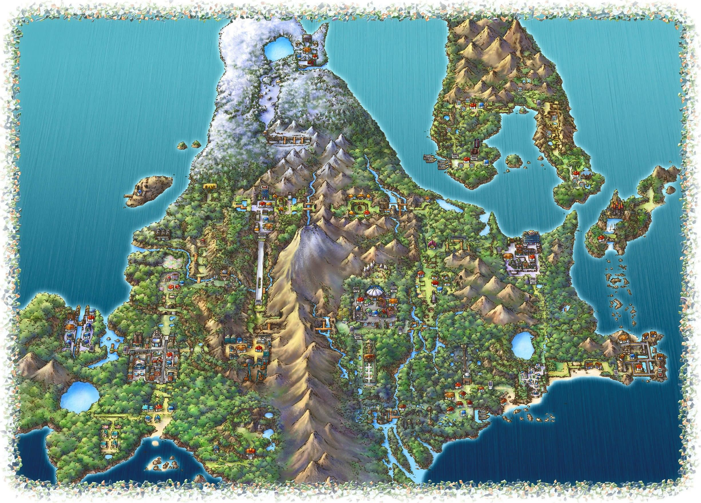 karakura town map, yangtze river delta map, naruto world map, kingdom hearts world map, seafoam islands map, trans-pecos map, orre map, iowa great lakes map, eastern mediterranean map, southern mindanao map, battle frontier map, upper nile map, moosehead lake map, at&t regional map, afghanistan-pakistan border map, indo-pacific map, sub-saharan map, sevii islands map, on sinnoh map