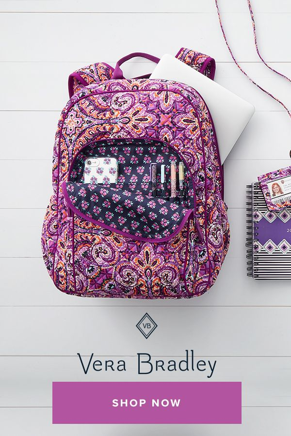 Perfect for campus, the office or vacation, this backpack provides ...