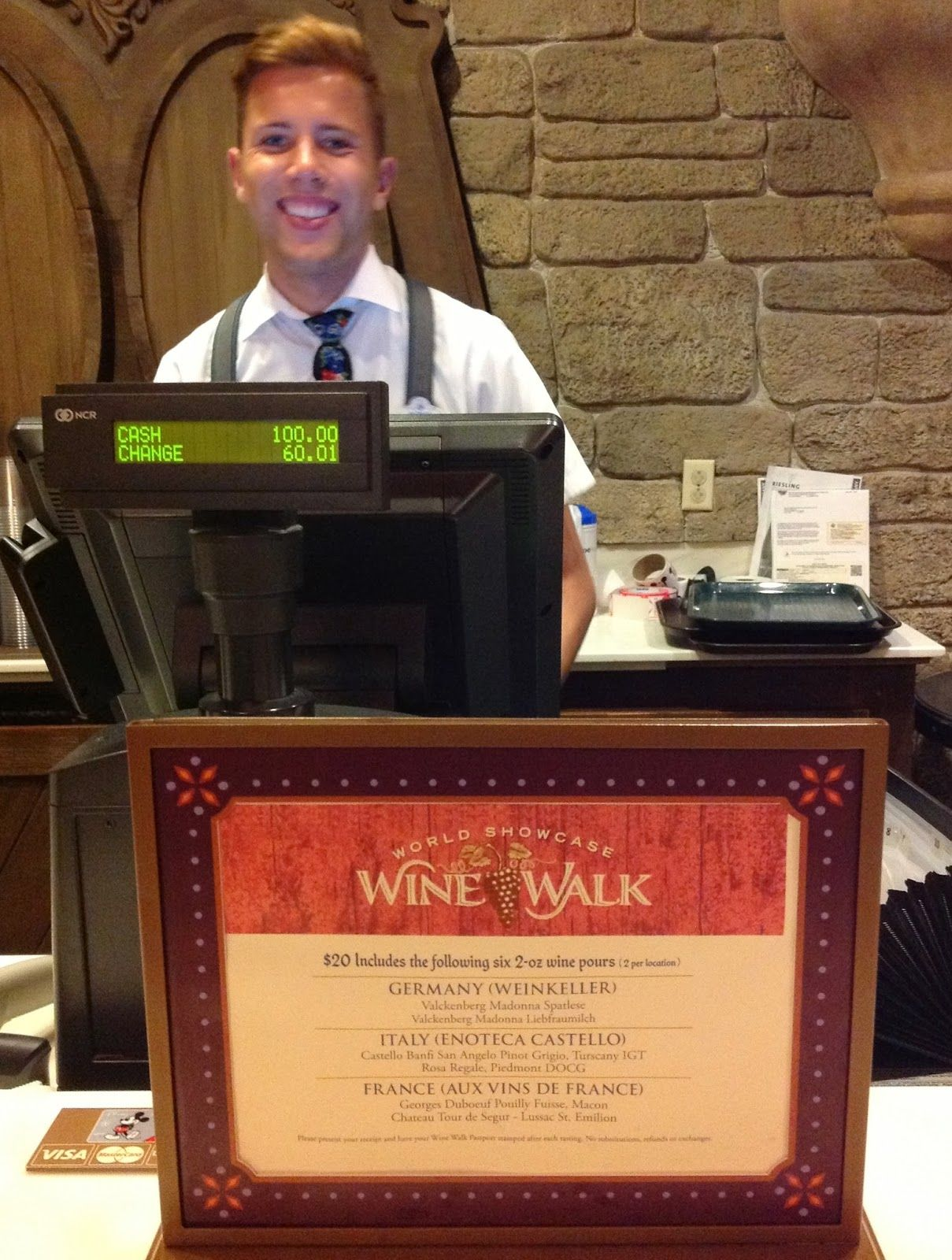 Epcot World Showcase Wine Walk Disney World Tips And Tricks Epcot Disney Drinks