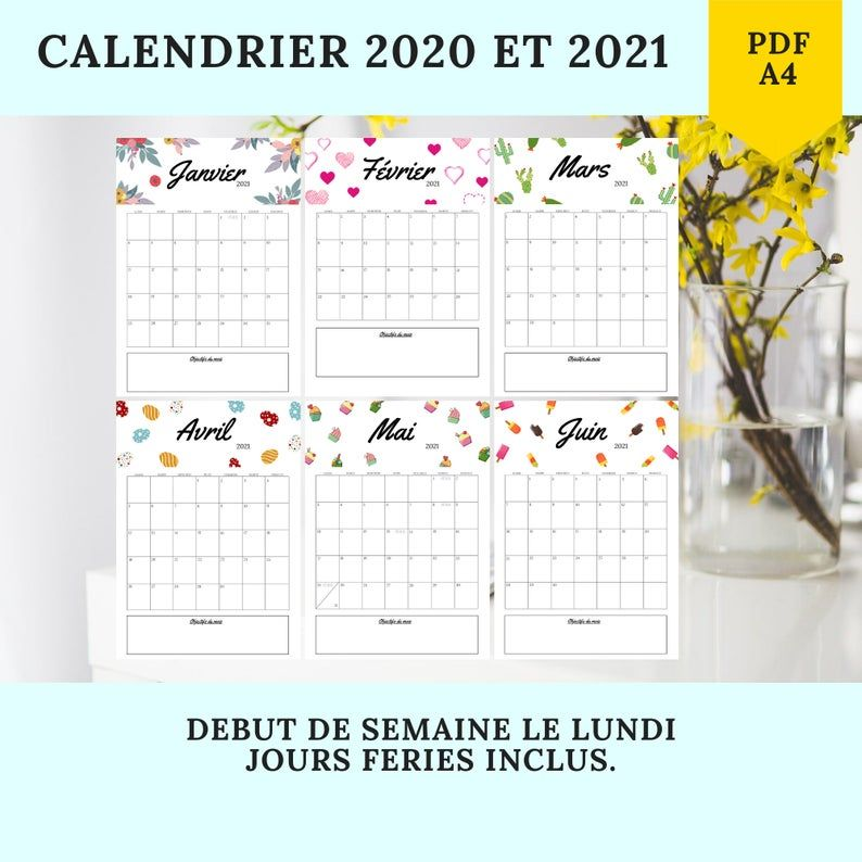 Calendrier 2021 2022 Cycle 2 Pin on Calendrier mural