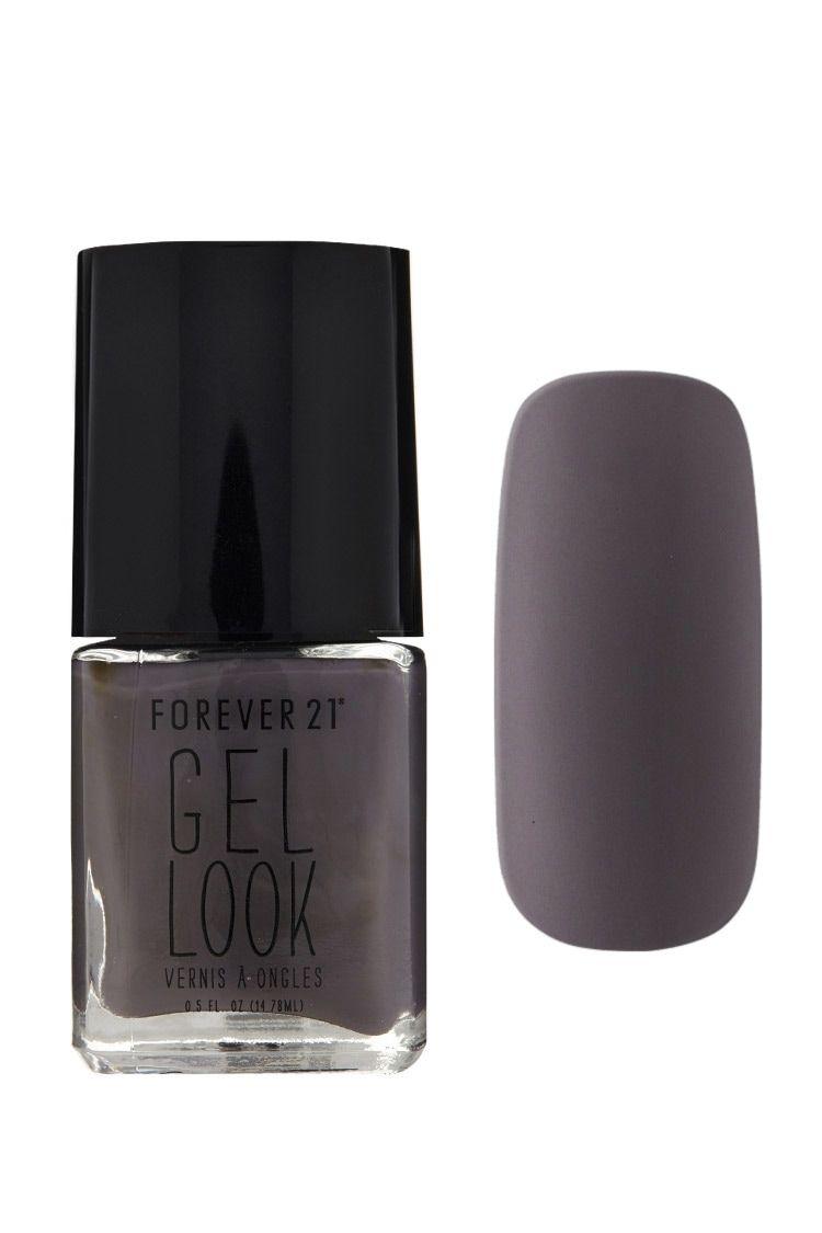 Forever21 Dark Cocoa Gel Look
