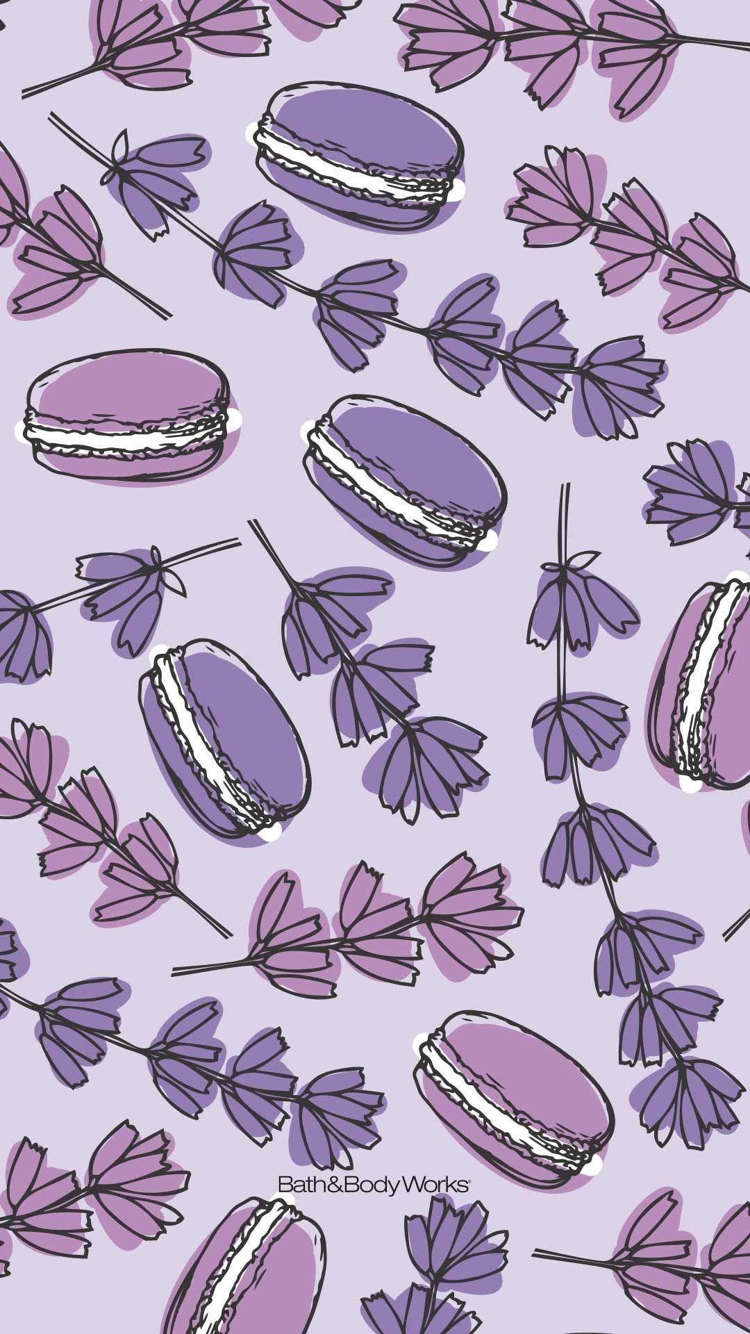 Pin Auf Dem Ipad Sperrbildschirm Purple Wallpaper Iphone Cute Patterns Wallpaper Aesthetic Iphone Wallpaper