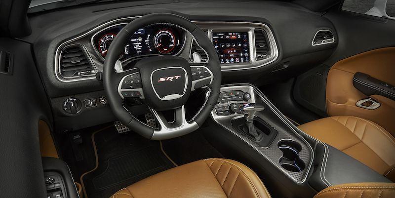 2017 Challenger Interior Gallery Dodge Challenger Dodge Challenger Srt Challenger Srt Hellcat