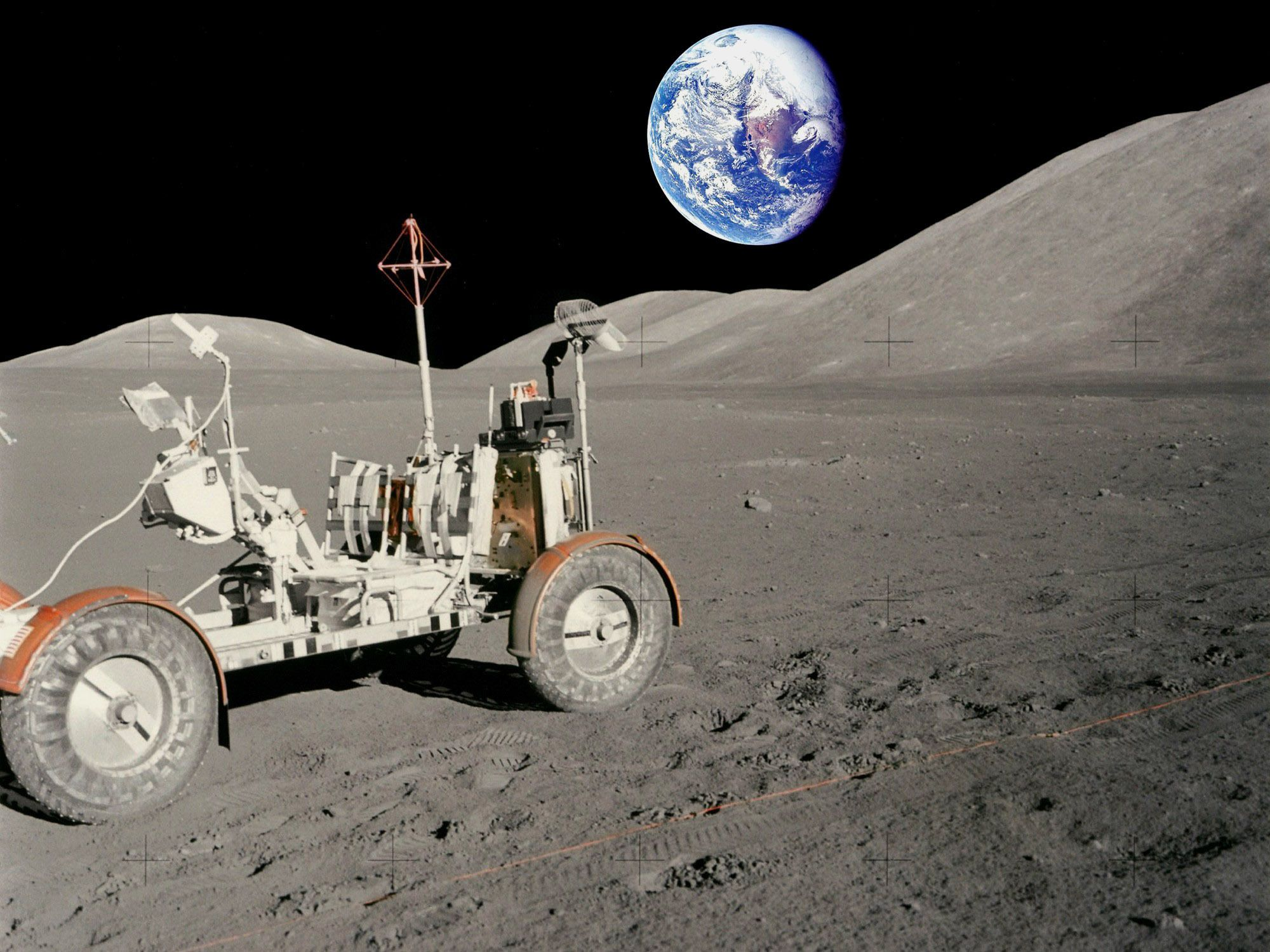 trip to moon the earth from space pics about space stars and