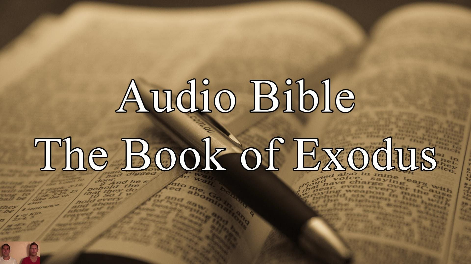 The Book of Exodus - KJV Audio Holy Bible - High Quality and