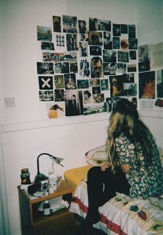 Good Home Style And Decor On Pinterest | Punk Rock Bedroom, Grunge Room .