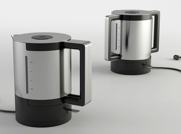Due Kettle Has Been Designed According To Design For All
