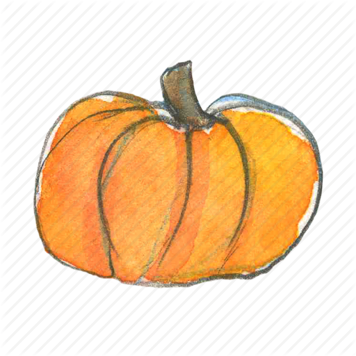 Buy This Icon For 1 On Iconfinder Com Style Handdrawn Categories Halloween Available Formats Png Ico Icns Thanksgiving Icon Pumpkin Tattoo Pumpkin