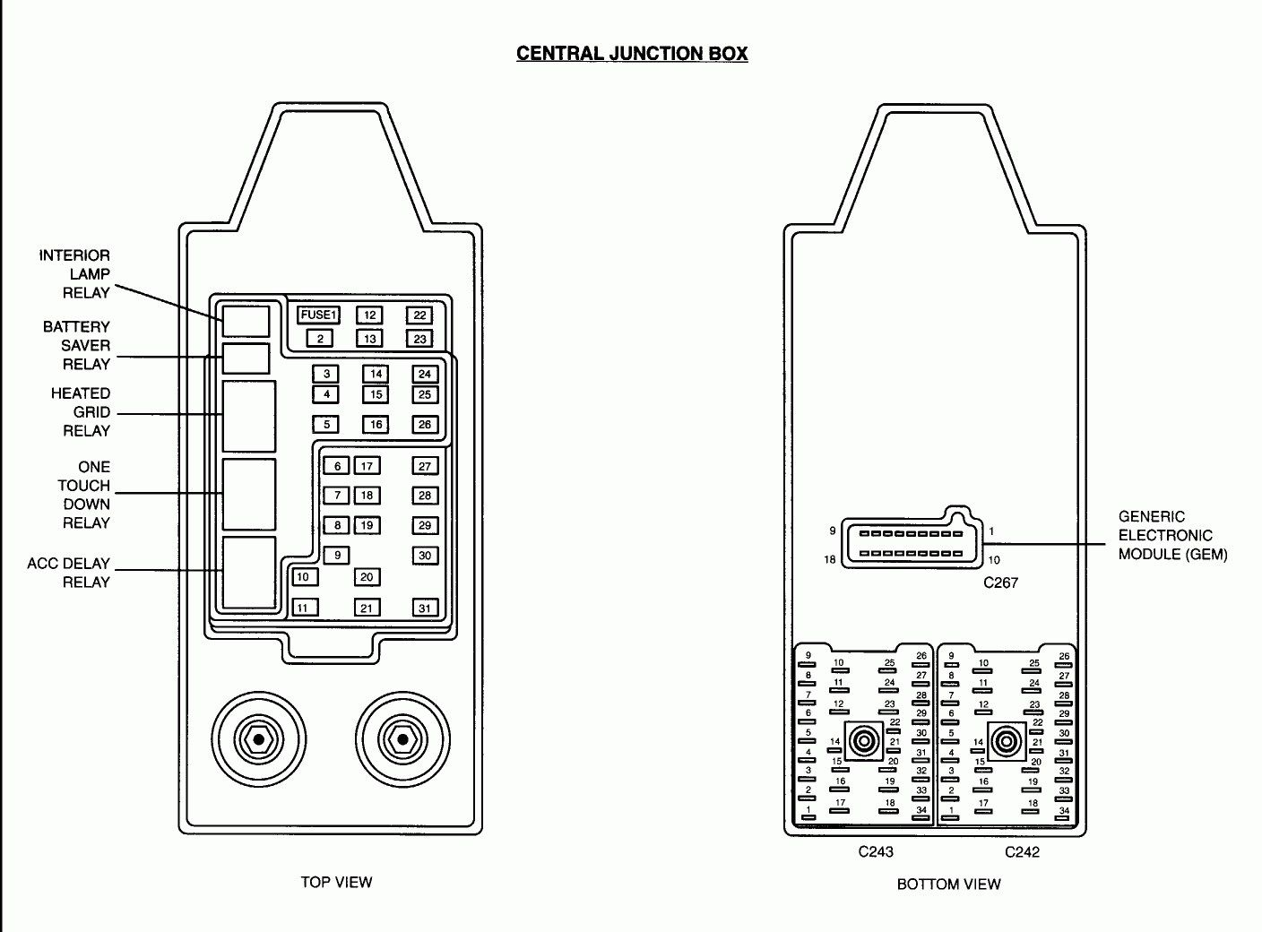 ford ranger fuse box diagram wiring and also news to go rh in pinterest
