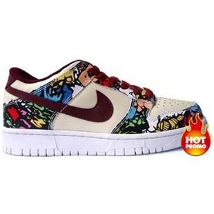 Mens Nike Dunk Low Customs 54AV