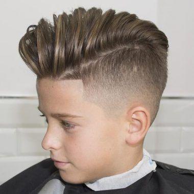 peinados para niños de moda elegantes fashion Curios Pinterest - Peinados Modernos Para Hombres