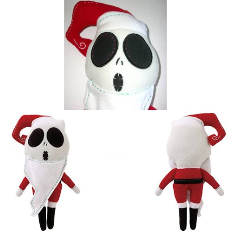 DISNEY POOK-A-LOOZ NIGHTMARE BEFORE CHRISTMAS SANTA JACK SKELLINGTON ...