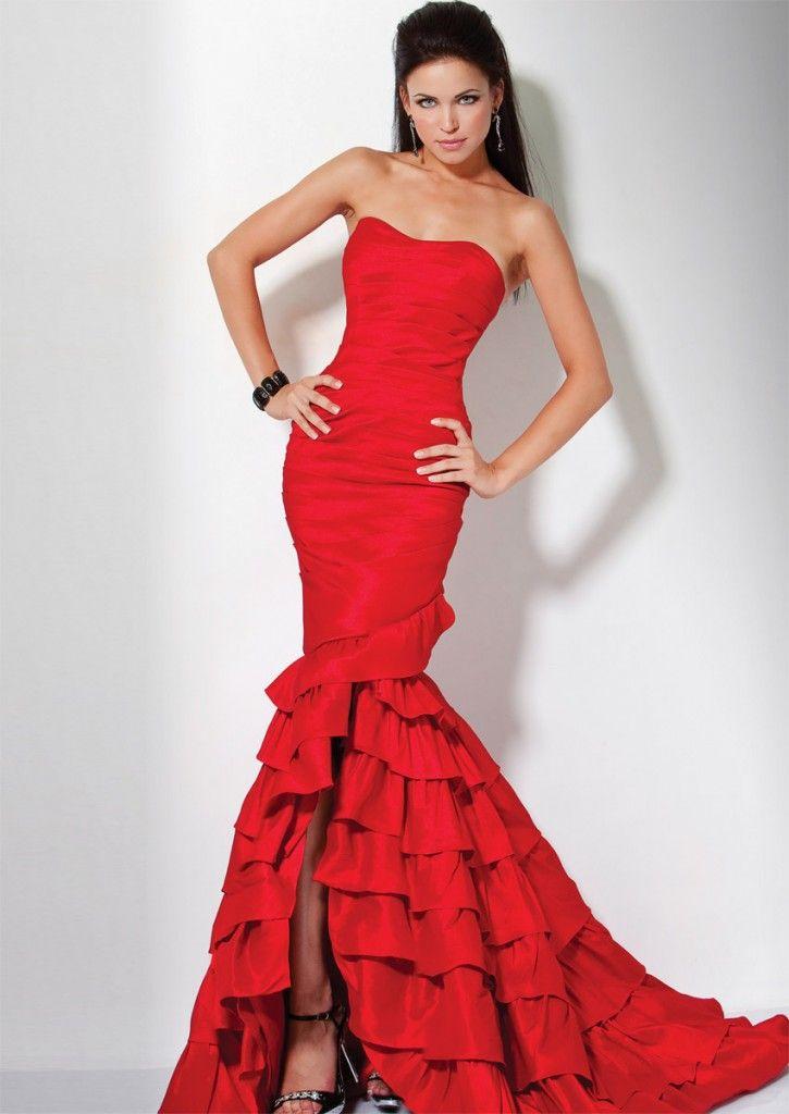 Mafia Prom Dress