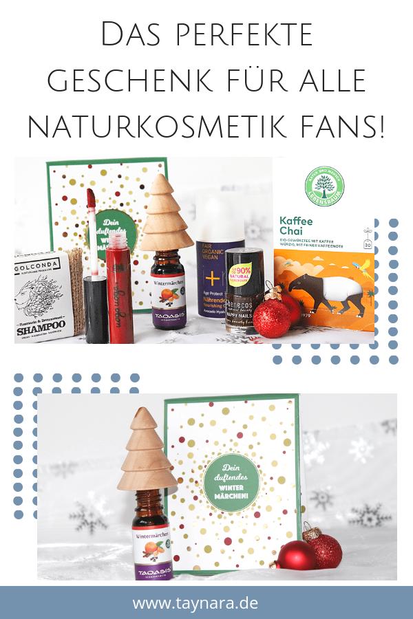 Fairybox Dezember 2018 | Naturkosmetik, Kosmetik, Dezember