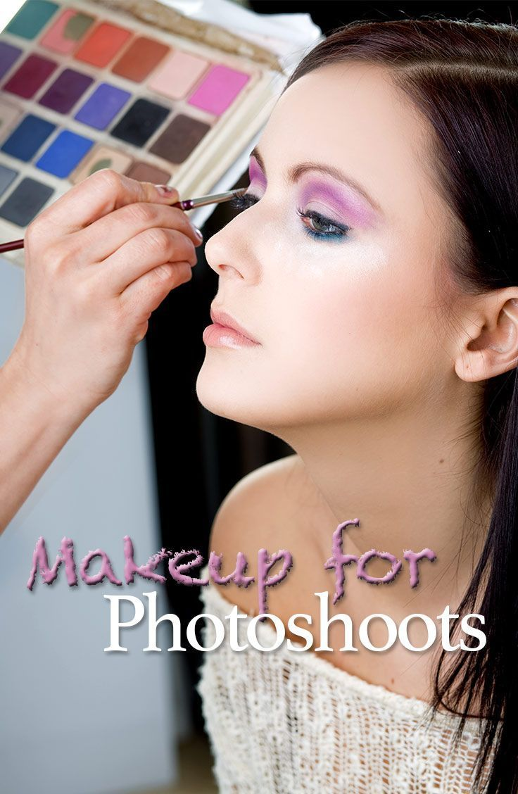 The Difinitive Guide to how and what makeup to wear for photoshoots. Great for models and photograp