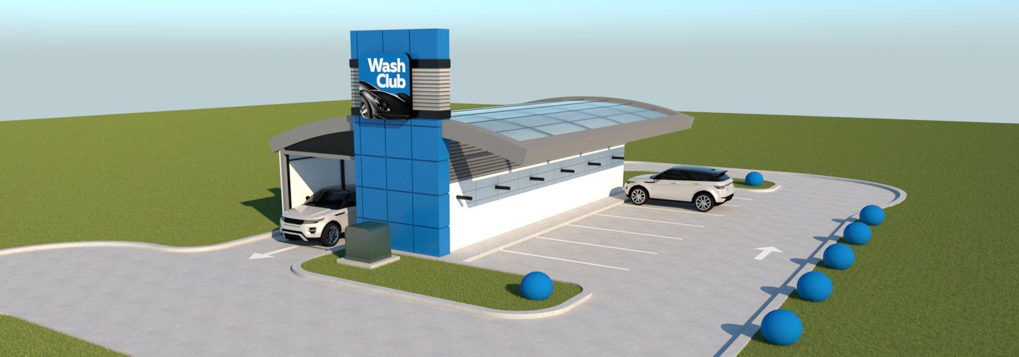Tommy World model Car wash business, Car wash systems