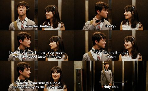 500 Days Of Summer 2009 Movie Quotes 500 Days Of Summer