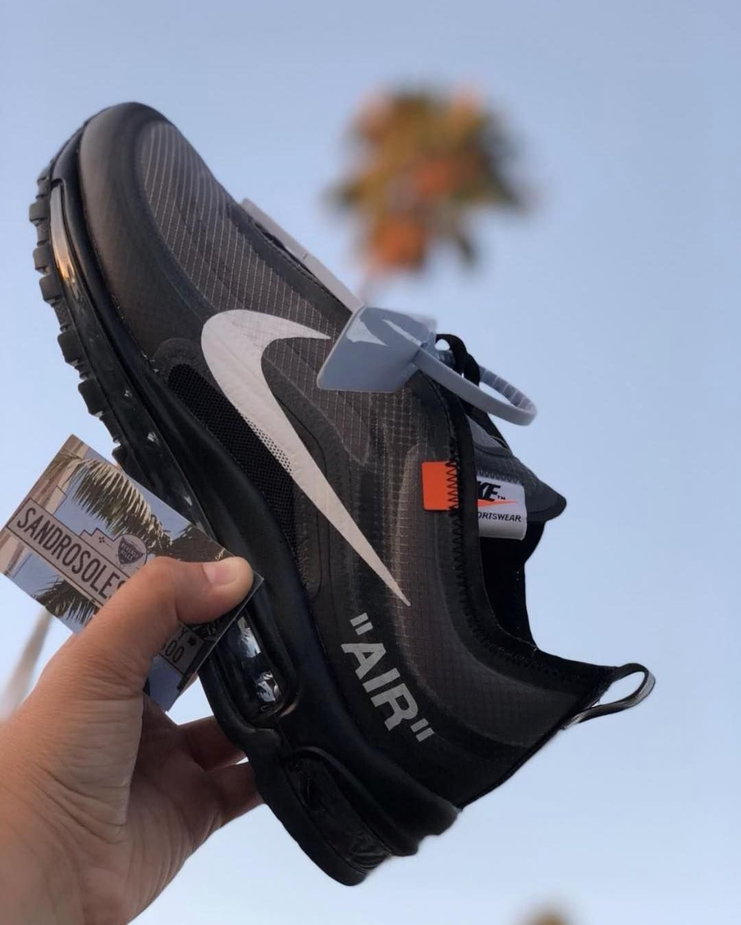 Contact Ig Sandrosoles Unreleased Off White Air Max 97 Black Size 10 5 No Box 100000 Authentic And 2 Months Early 1180 Shipped Air Max 97 Black Off White