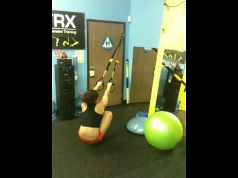 10 simple TRX Exercises using the Door Anchor. & 10 simple TRX Exercises using the Door Anchor. | TRX workouts ...