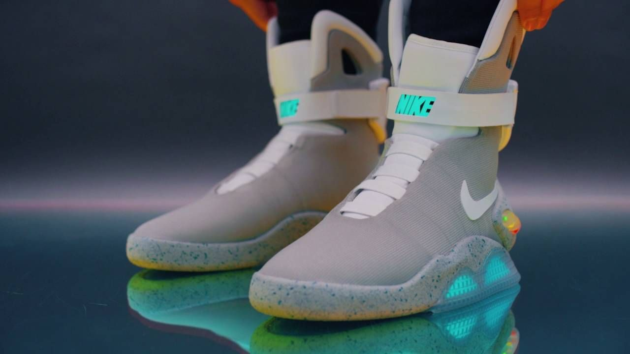 Nike Is Releasing Limited Edition Nike Mag Self Lacing 'Back