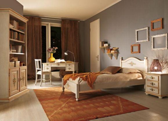 Camera Da Letto Rossella : Camera da letto rossella: una stanza da letto di grande stile e