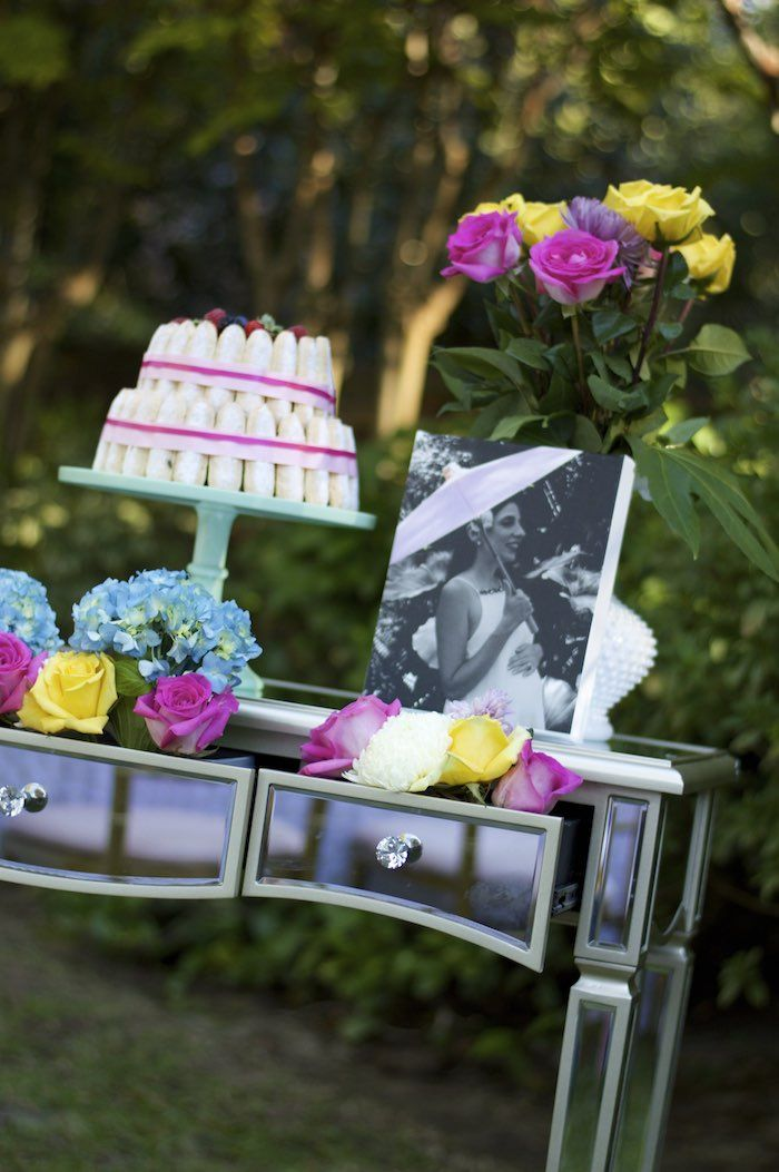 Garden Party Baby Shower Ideas Garden party baby shower babies and babyshower cake table from a garden party baby shower via karas party ideas karaspartyideas workwithnaturefo