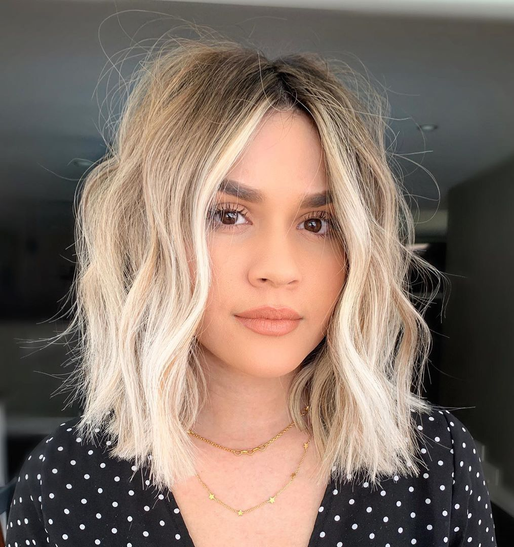 50 Best Medium Length Haircuts for Thick Hair to T