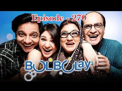 Bulbulay Episode 270 26th September 2016 Full HD (With images) | Pakistani dramas online. Pakistani dramas. Drama