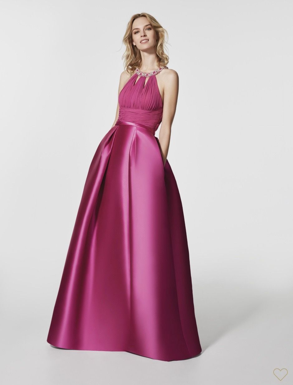 Pink Gown   Gowns   Dresses, Gowns, Pink cocktail dress a1471088ac
