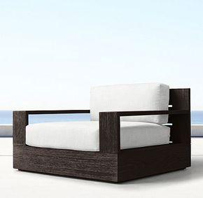 Marbella Teak Coffee Outdoor Furniture Cg Rh