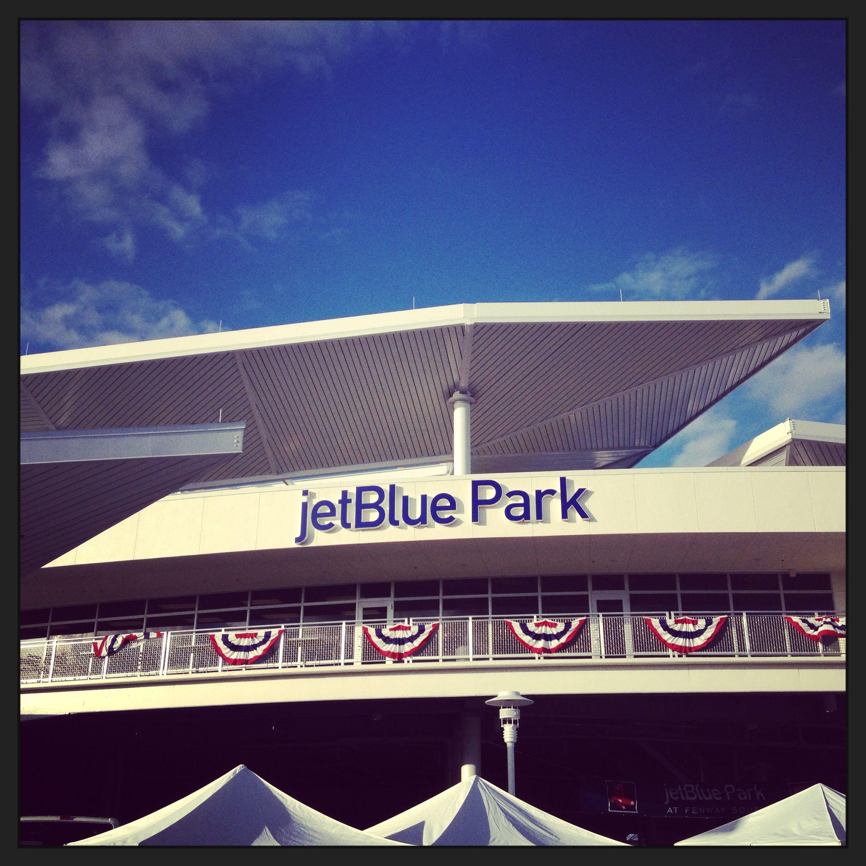 JetBlue Park! Adventure travel, Jetblue, Park