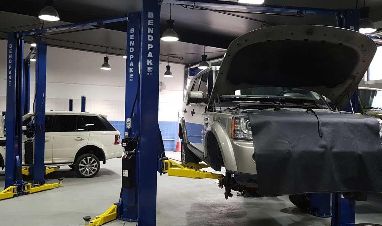 Car Mechanic in Dubai, Jaguar, Range Rover, Land Rover