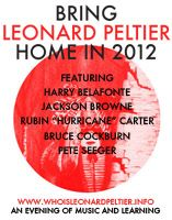 *PRESALE* JACKSON BROWNE, PETE SEEGER, HARRY BELAFONTE and more IN A CONCERT FOR LEONARD PELTIER http://wp.me/p248Xv-3n3