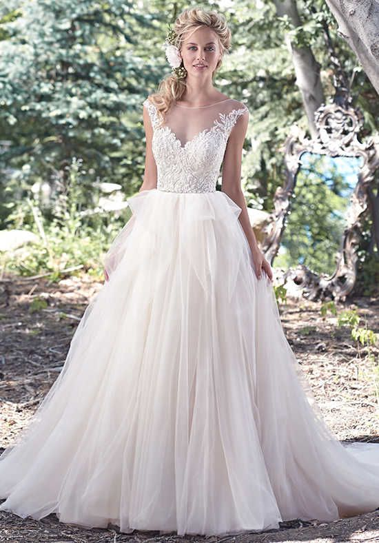 Maggie Sottero Raeleigh Wedding Dress photo