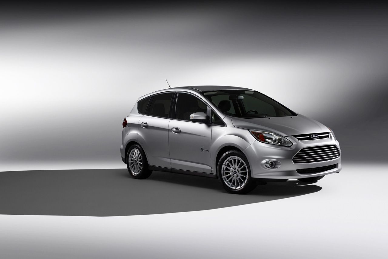 C Max Hybrids Are Selling Three Times Faster Than The Combined