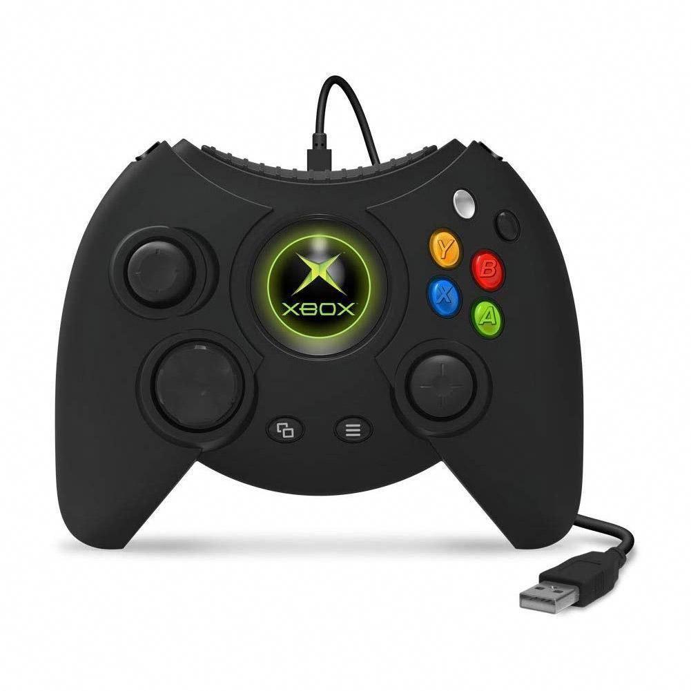 Hyperkin Duke Wired Controller For Xbox One Windows 10 Black Open Box Papeis De Parede