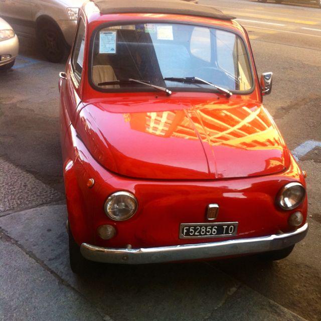 Fiat 500. Torino