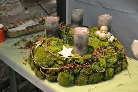 Moos und Zopf: Grüne Repräsentant zum Besten von Weihnachtsschmuck 24.hu  The …