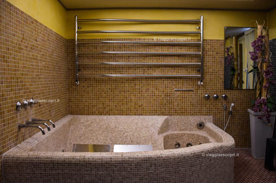 Stanza privata per trattamenti termali alle Terme Santa Agnese ...